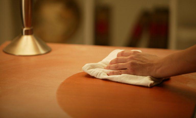 Cómo eliminar el polvo en casa