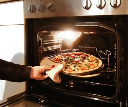 ¿Cuánto tiempo puedes hornear esta pizza?
