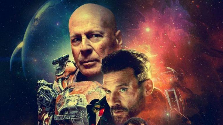 Cosmic sin: fecha de estreno y tráiler de lo nuevo de Bruce Willis en el espacio
