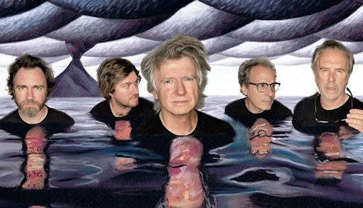 Crowded House regresa con 'To the island'