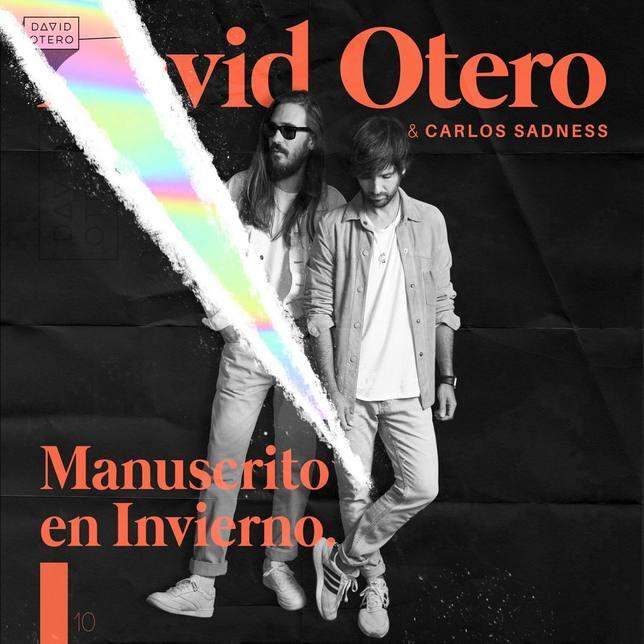 David Otero Carlos Sadness Manuscrito en invierno