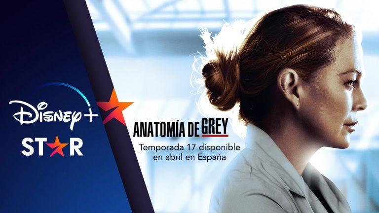 Disney+: fecha de estreno de la temporada 17 de Anatomía de Grey