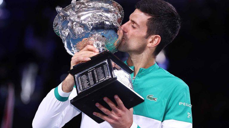 El estudiado plan de Novak Djokovic para convertirse en el tenista más grande de la historia (por encima de Nadal)