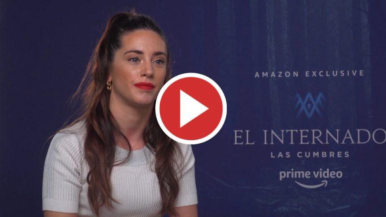 """Asia Ortega de 'El Internado: Las cumbres': """"Ya era hora de dar voz a mujeres poderosas"""""""