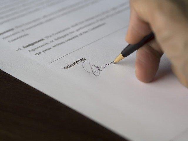 Elementos básicos de un contrato de hipoteca