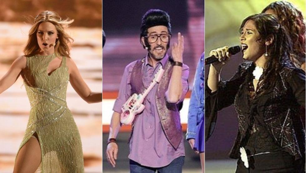 España Eurovisión siglo XXI