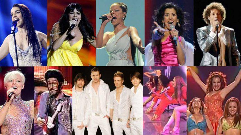 España en Eurovisión: lo más destacado del siglo XXI
