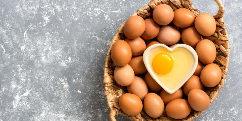Conoce lo que le pasa a tu organismo si consumes huevo todos los días