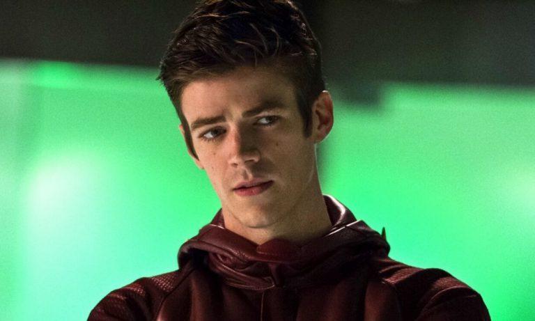 No creerás cómo está ahora Grant Gustin, el protagonista de The Flash