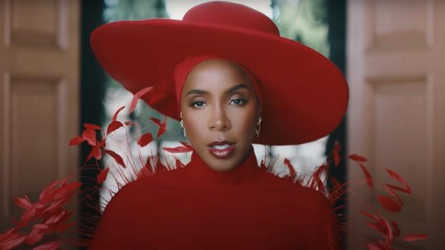 "Kelly Rowland presenta ""K"" con 'Flowers'"