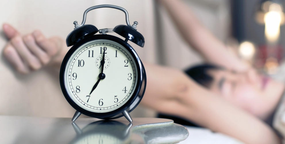 La dinámica de los minutos en la alarma