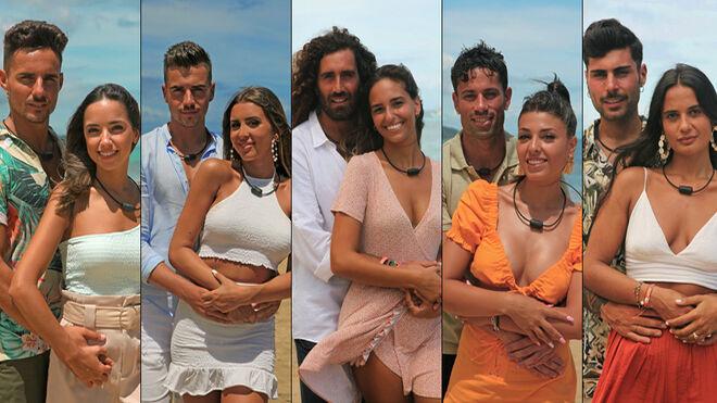 La isla de las tentaciones 3: cómo están ahora las parejas