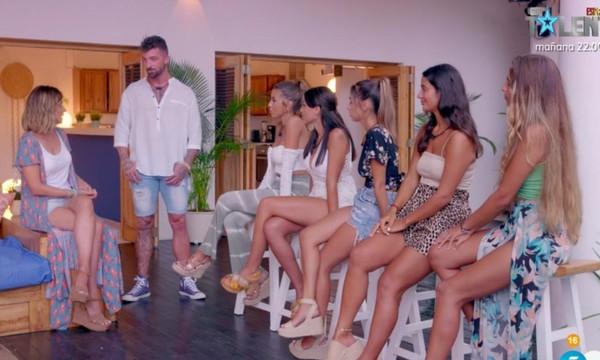 La isla de las tentaciones: los chismorreos que contaba Rubén de Fani Carbajo que no le han sentado nada bien