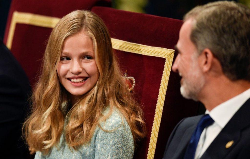 Así es el internado 'de lujo' en el que estudiará la Princesa Leonor