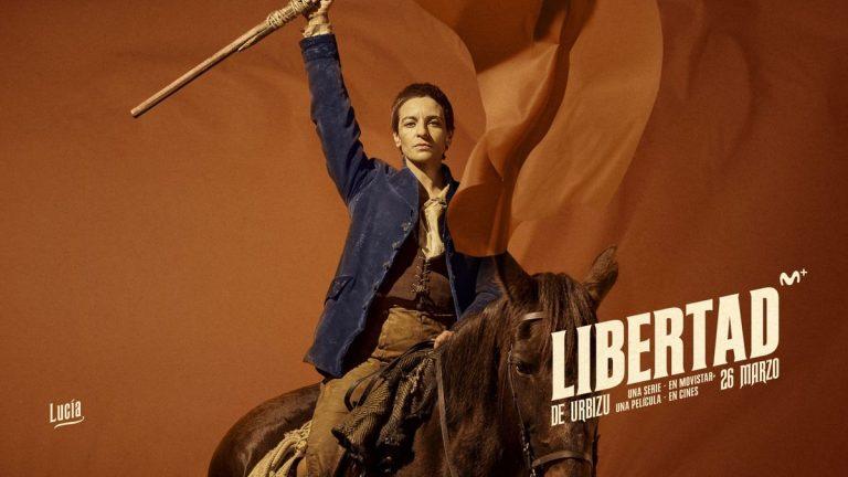 Libertad: fecha de estreno en Movistar+, la serie (y película) de Enrique Urbizu