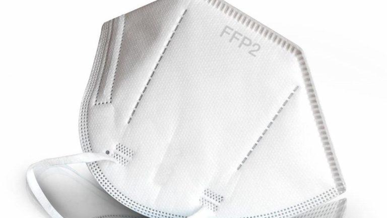 Mascarilla FFP2: los pasos para colocártela bien