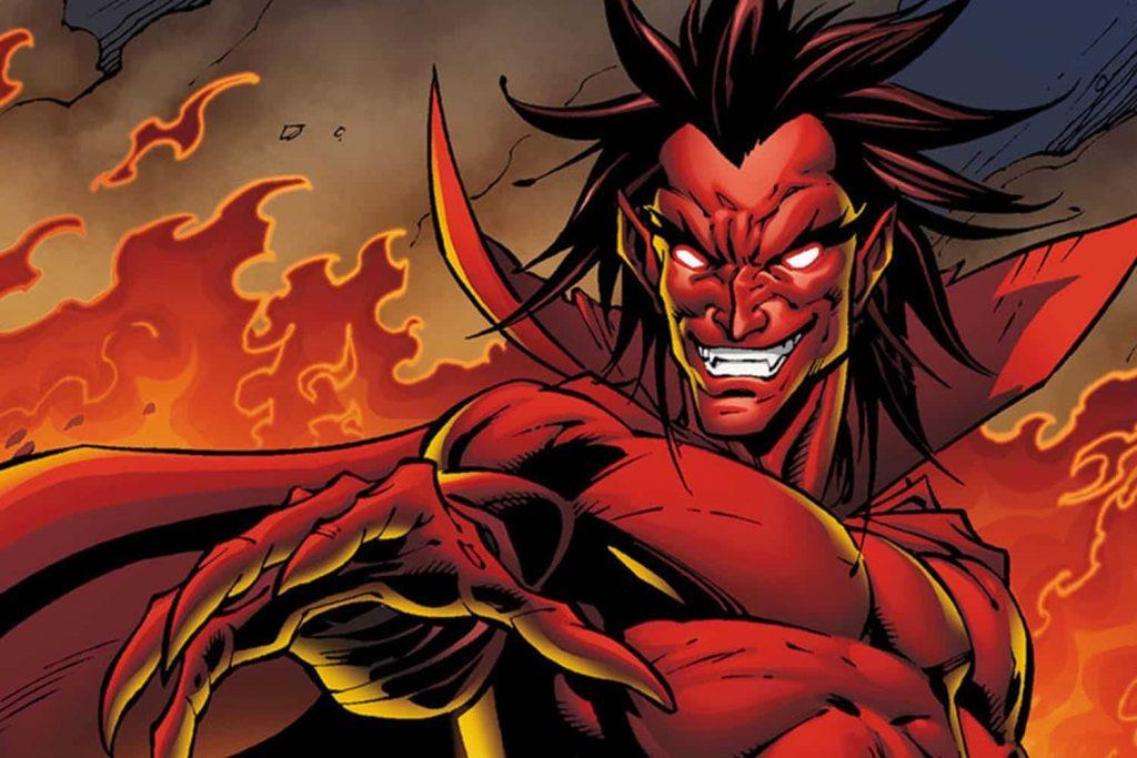 Mephisto en WandaVision
