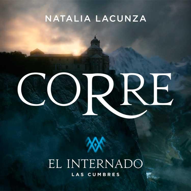 Natalia Lacunza Corre Internado Cumbres
