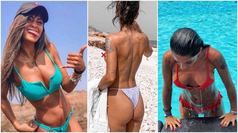 Natalia Villena: las fotos más 'hot' de la expretendienta de MYHYV y novia de José Carlos del Alcorcón