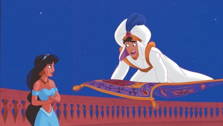 Las princesas de Disney versión MANGA