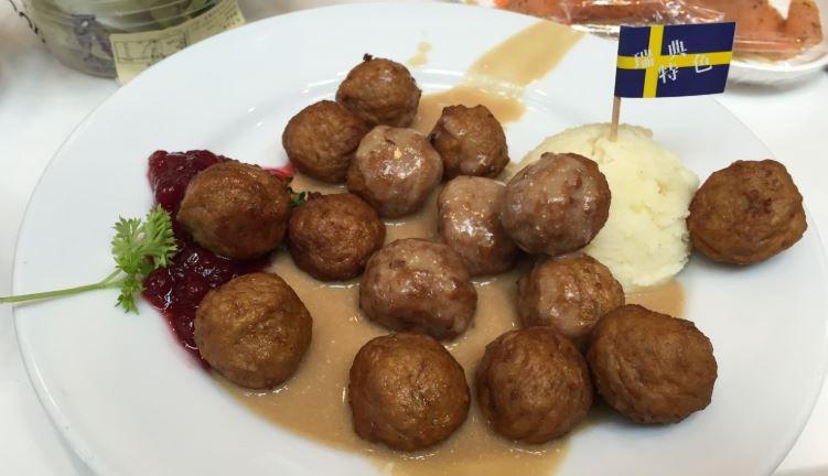 Suecia y su gastronomía