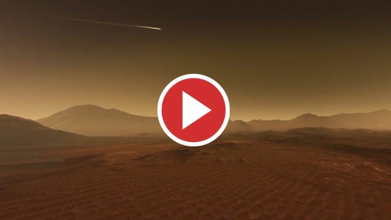 Los 'siete minutos de terror' de Perseverance en Marte