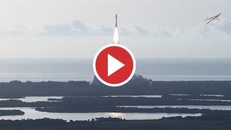 'Perseverance' logra llegar con éxito a Marte