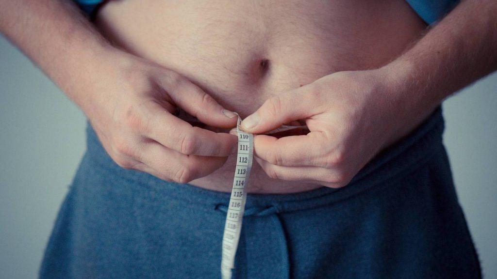 Pierdes peso