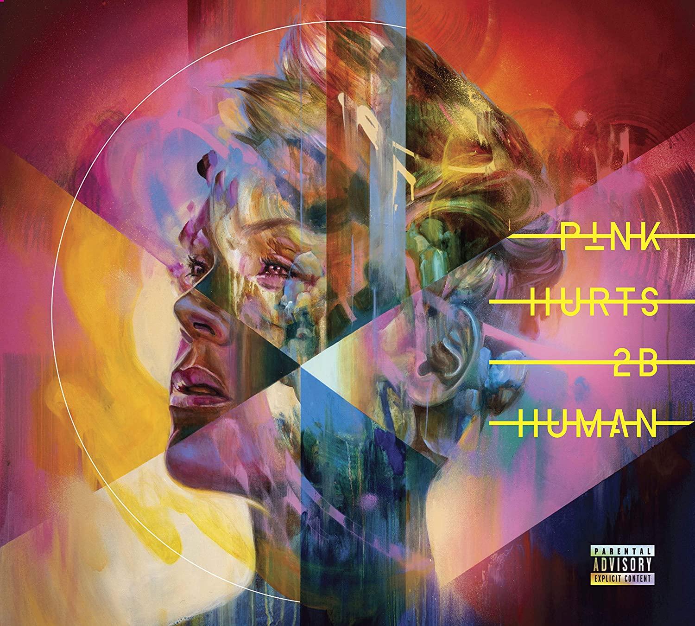 P!nk hurts 2b human Pink