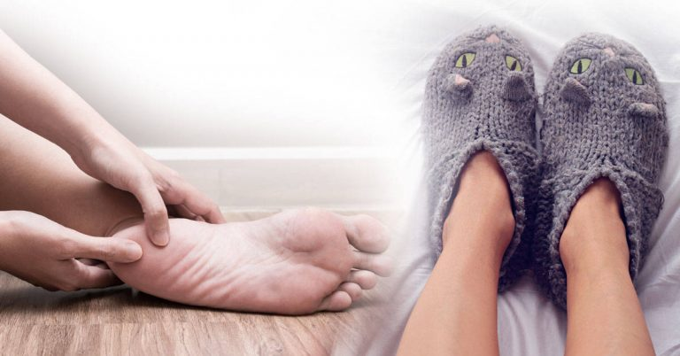Por qué no deberías calentar tus pies rápidamente cuando tienes frío