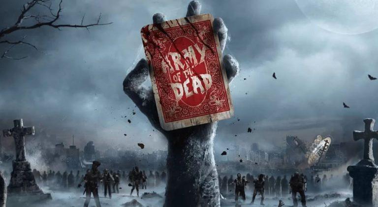 Ejército de los muertos: fecha de estreno en Netflix de la nueva película de Zack Snyder