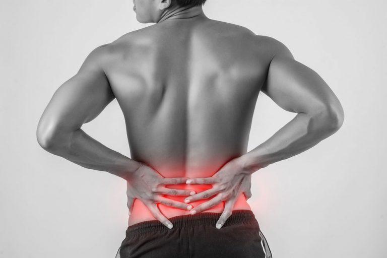 Posturas que te están provocando una lumbalgia