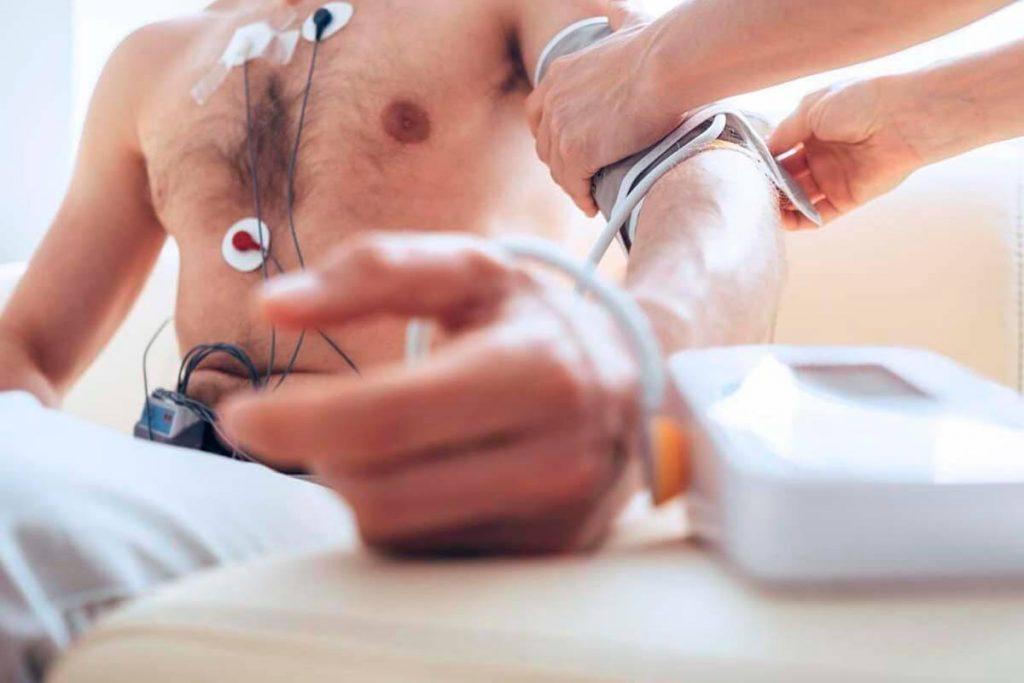 Holter continuo, procedimiento