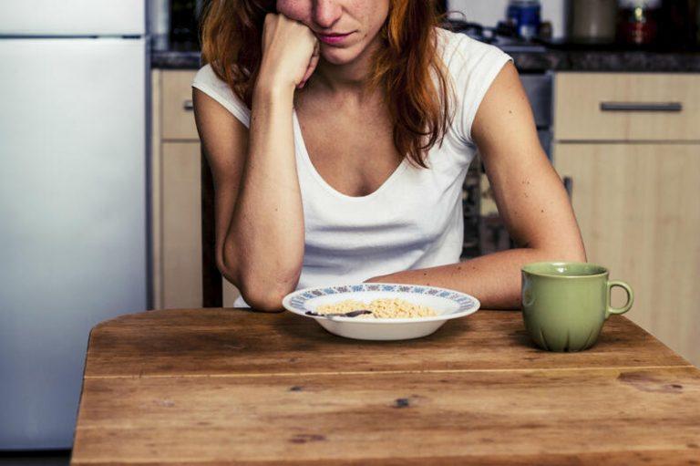 Qué le pasa a tu cuerpo cuando te saltas una comida