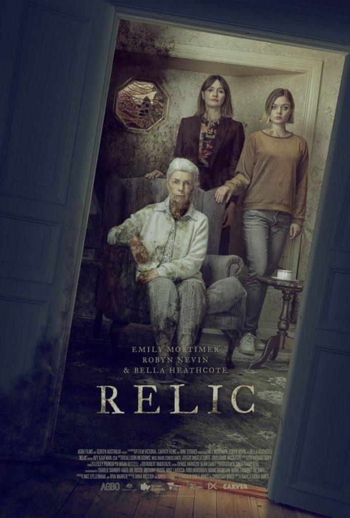 Relic: fecha de estreno de la película de terror más exitosa de Sundance y Sitges