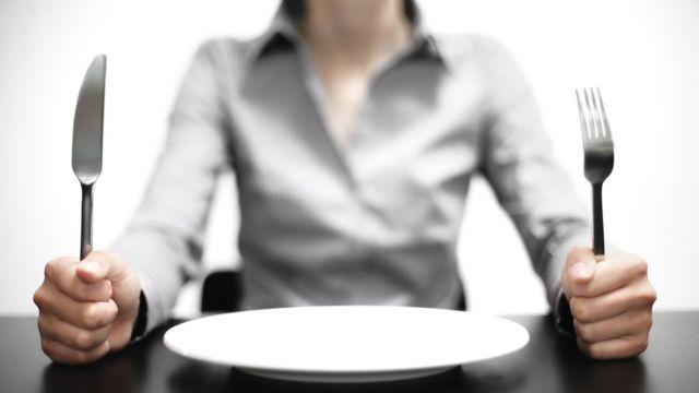 Sensación de hambre siguiendo una dieta de adelgazamiento
