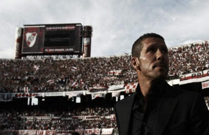 Simeone / Real Madrid