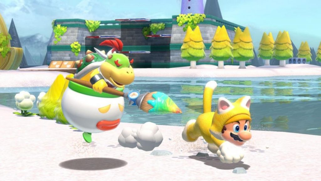 Super Mario 3D World + Bowser's Fury – Un 2 en 1 del mejor plataformas de Switch