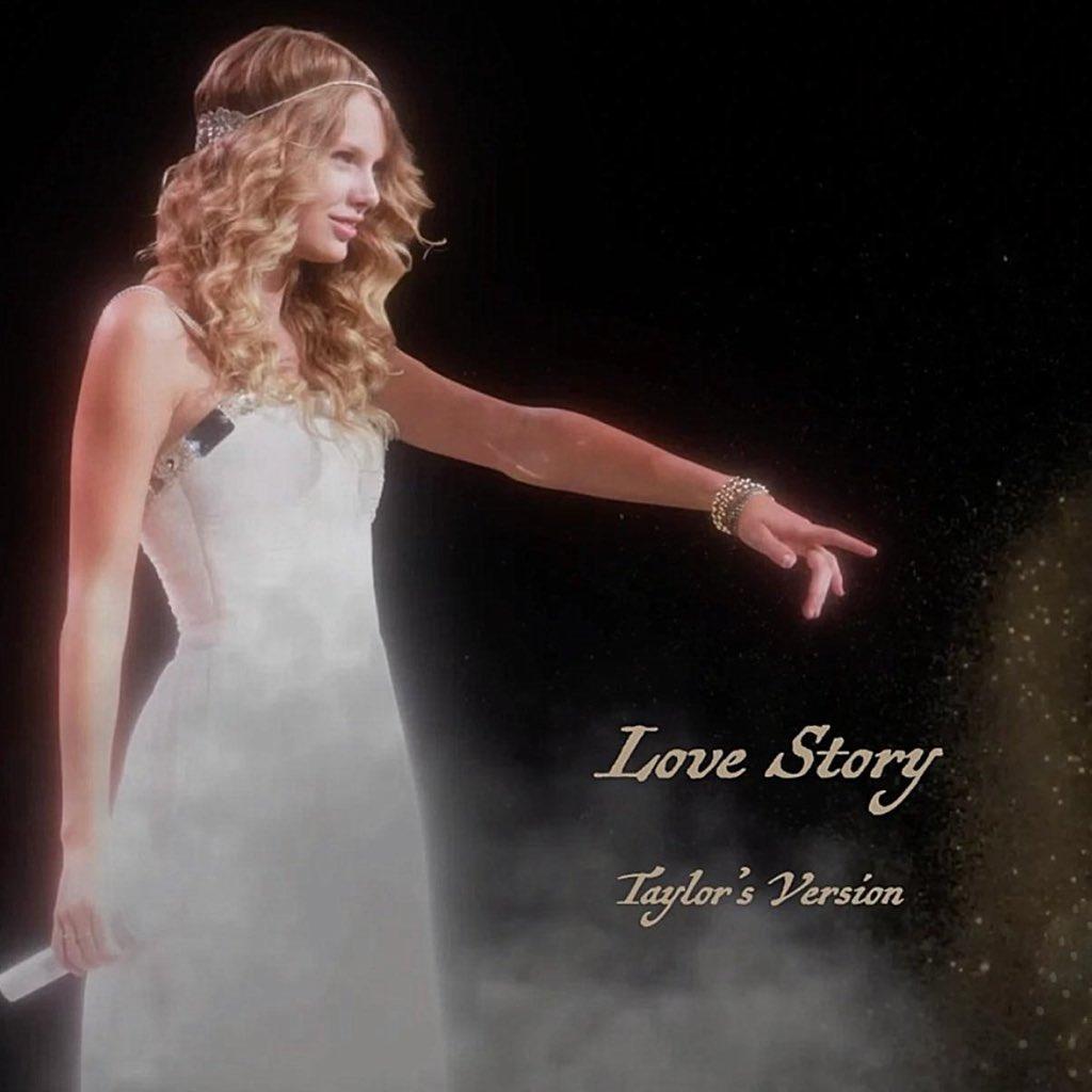 Taylor Swift Love story (Taylor's version)