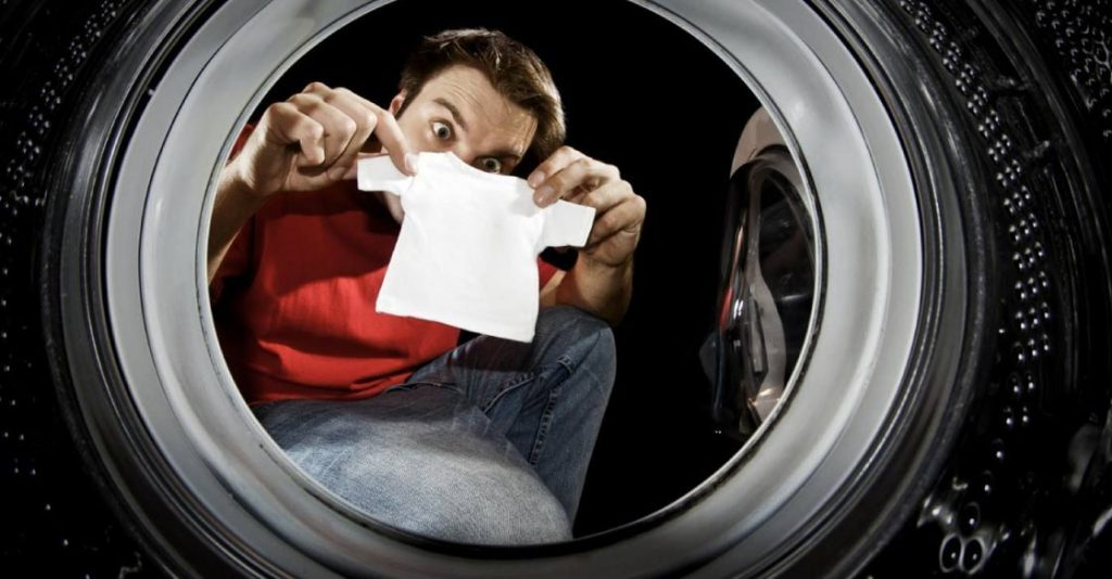 Un problema que está a la orden del día al usar la lavadora