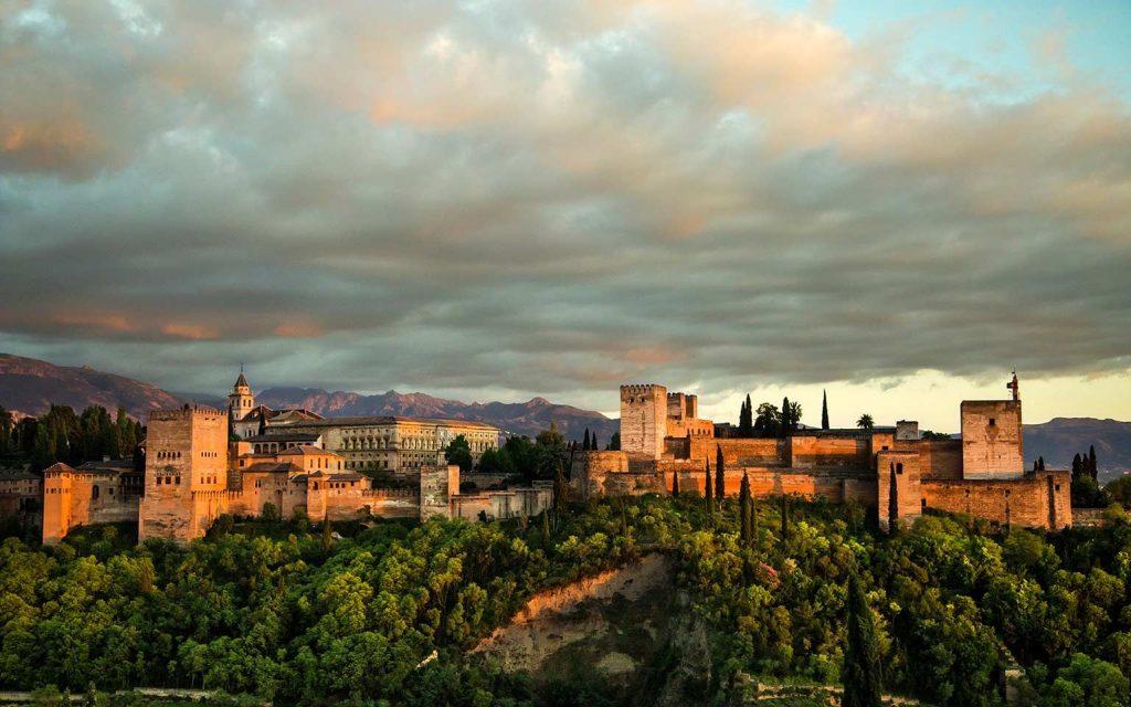 El atardecer de San Valentín junto a tu pareja en Granada
