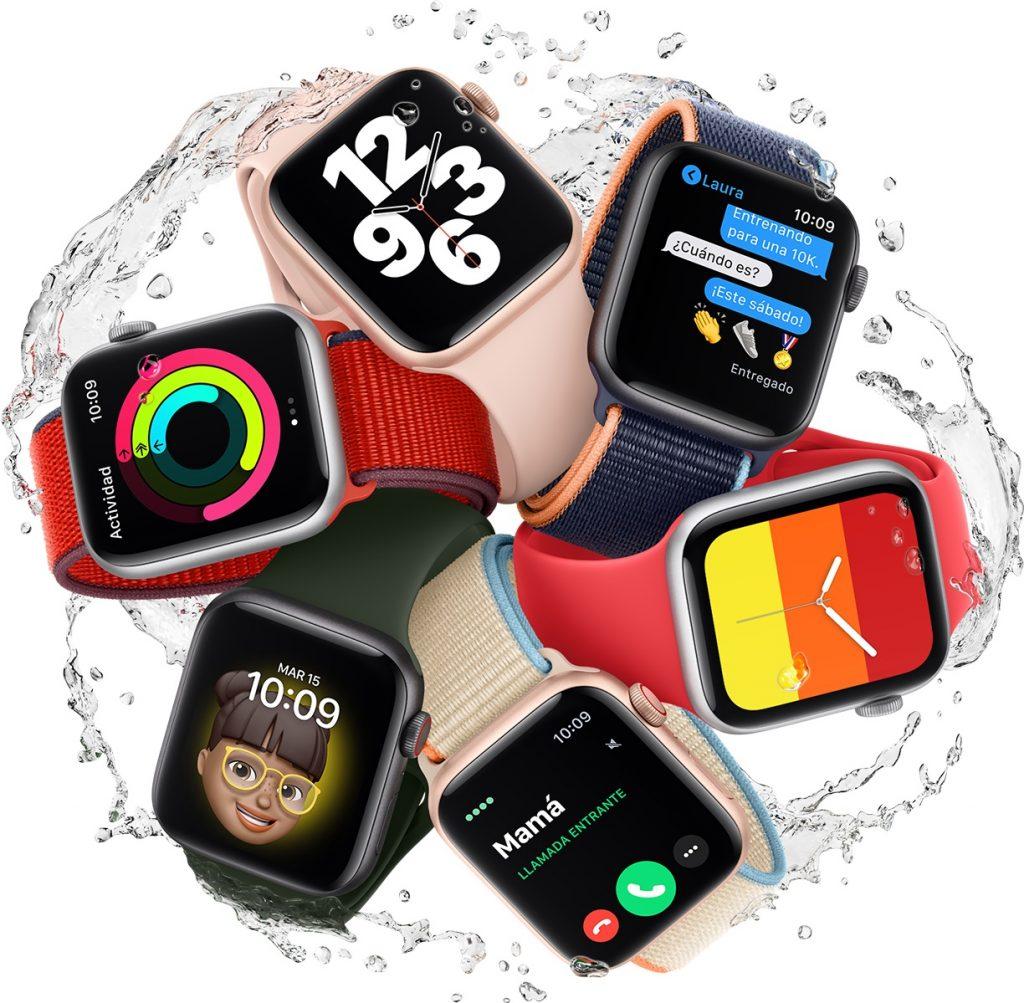 alternativas apple watch