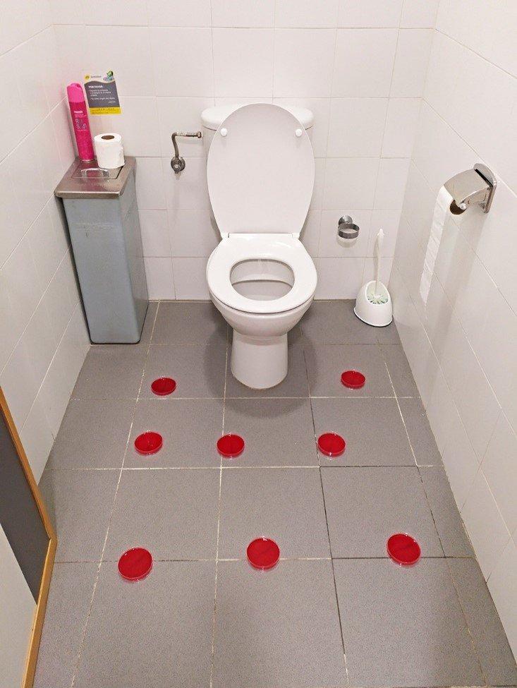 Por qué deberías bajar la tapa del WC antes de tirar de la cisterna