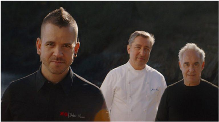 Chefs, la nueva campaña de Estrella Damm protagonizada por cuarenta chefs