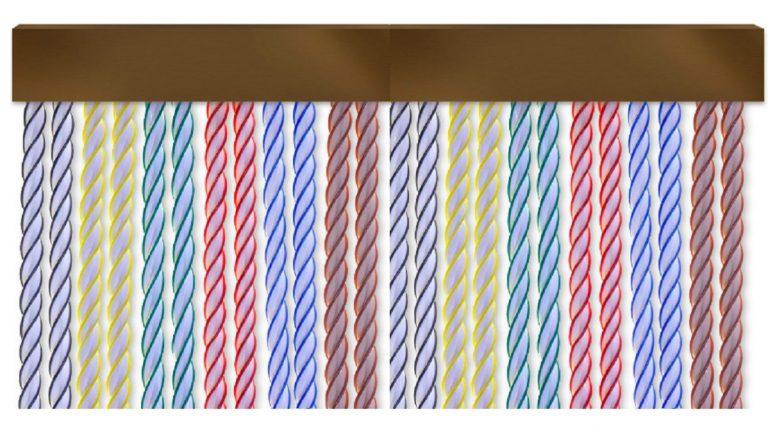 Cortinas de tiras: qué son, para qué sirven y dónde usarlas
