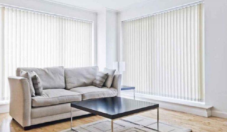 El boom de las cortinas verticales