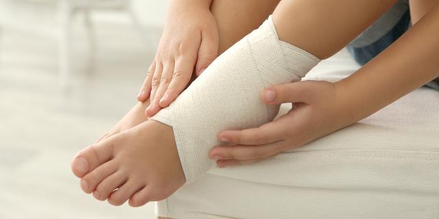 ¿Como tratar un esguince y no empeorar la lesión?