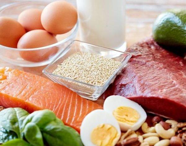 Los beneficios de la dieta proteica