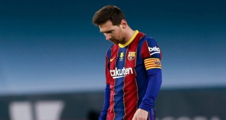 Fallos Leo Messi Barça