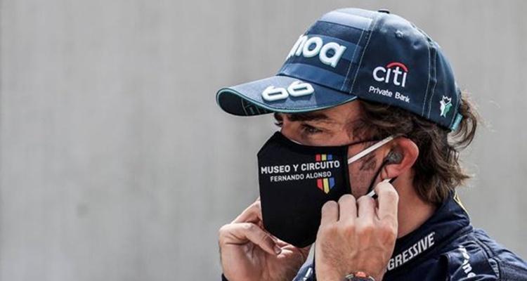 Fernando Alonso operado accidente